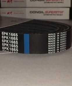 تسمه دینام دانگیل پژو 405 مدل 6PK1665