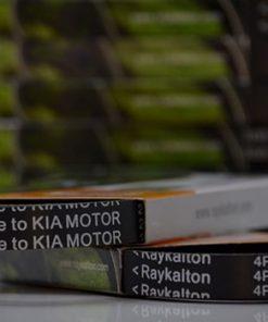 تسمه دینام رایکالتون مدل 4PK885 مناسب برای پراید