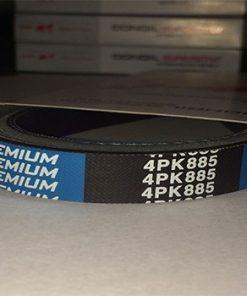 تسمه دینام دانگیل مدل 4pk885 مناسب برای پراید