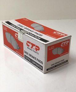 لنت ترمز جلو CTR مدل CKT-41 مناسب تويوتا كمري ٢٠٠٧ و لكسوس ES350