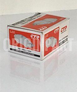 لنت ترمز عقب CTR مدل CKT-50 برای تویوتا کمری ۲۰۰۷ و لکسوس ES350
