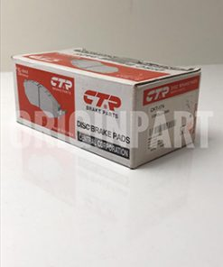 لنت ترمز جلو CTR مدل CKT-174 مناسب برای تویوتا کرولا ۲۰۰۵